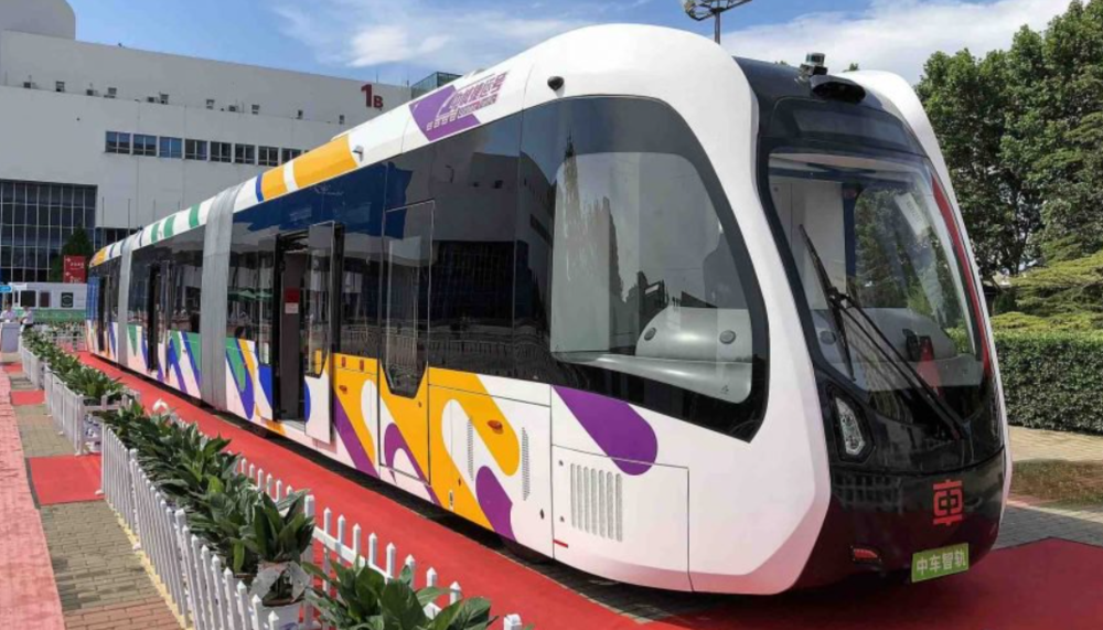 Chinese Track-less Tram.PNG