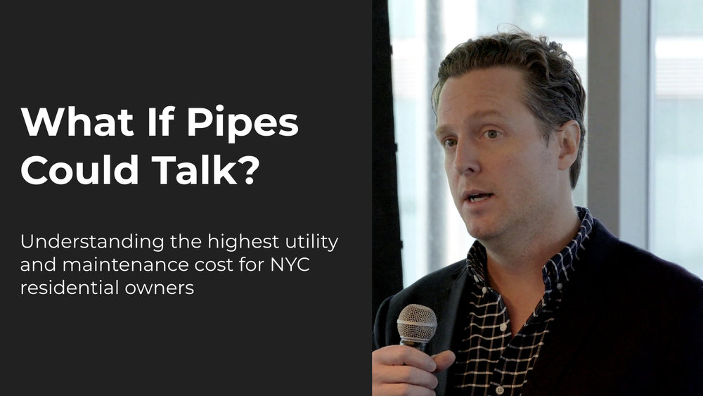 What If Water Pipes Could Talk?   Shane Eten
