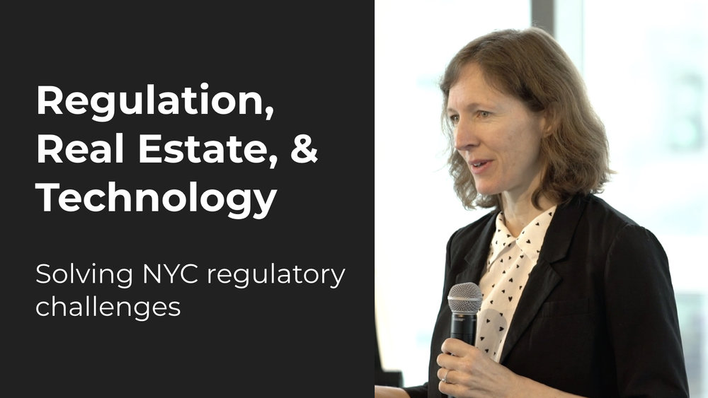 Navigating Regulatory Technology To Build The Future   Cindy McLaughlin