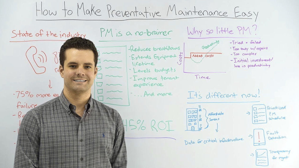 4. How to Make Preventative Maintenance Easy