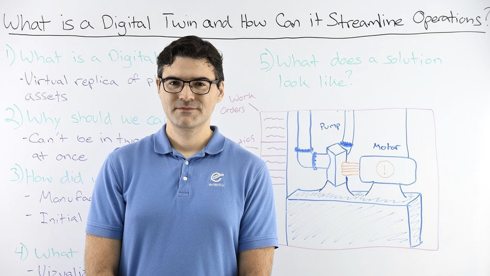11. What is a Digital Twin and How Can it Streamline Operations