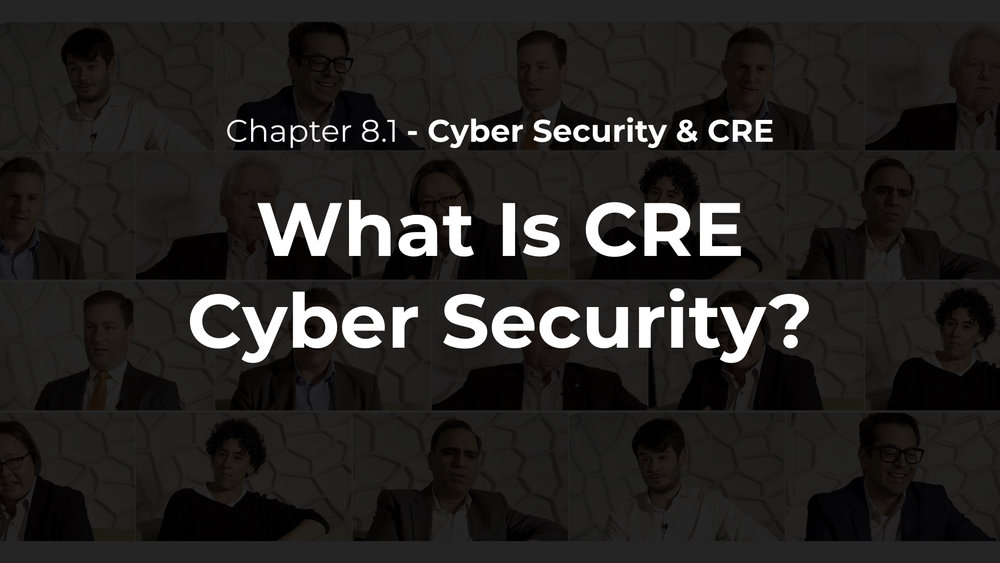 8.1 - What Is CRE Cyber Security?