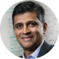 Dipesh Shah   Founder & CEO,  NR Consulting