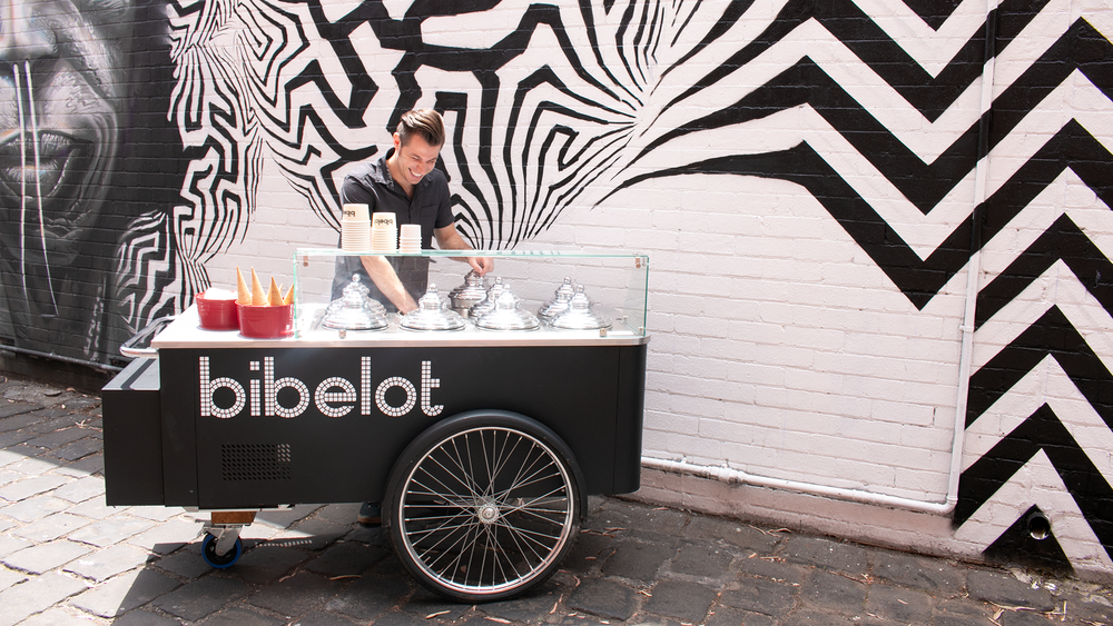 GELATO CART HIRE - FOR FUNCTIONS OR EVENTS