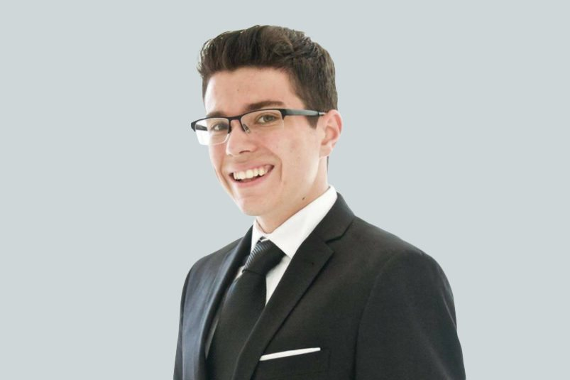 Andre Bertam.  CEO Helpwear