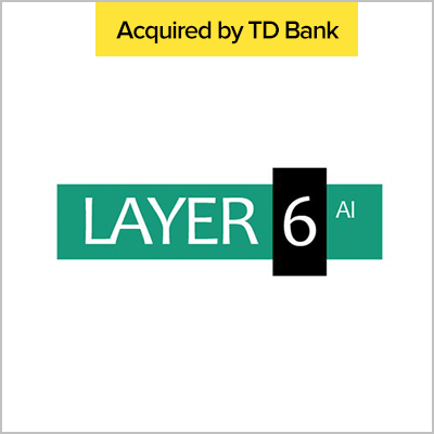 Layer 6 is a platform optimized to handle predictions on noisy data and to offer recommendations to users and for new products.