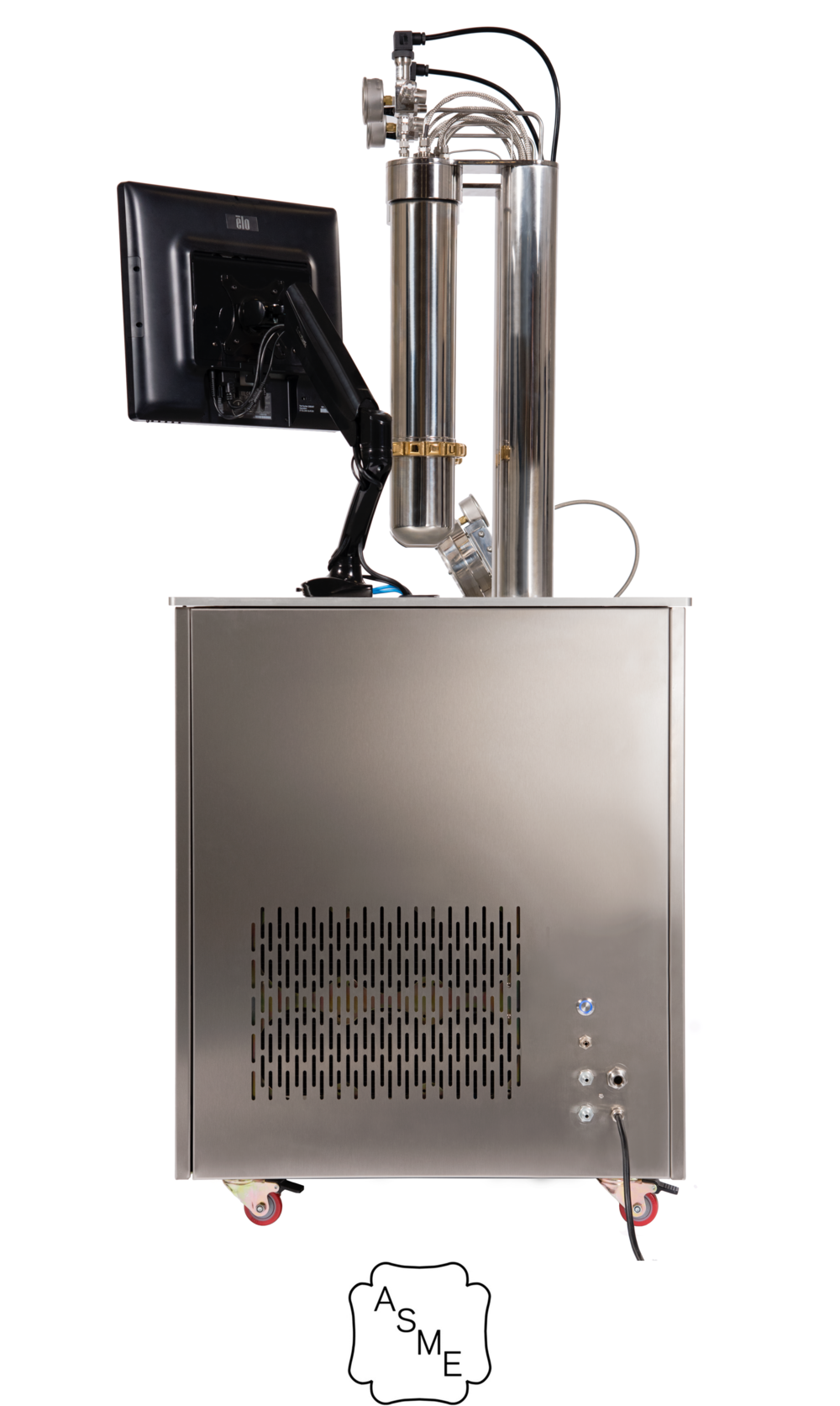 Vanguard Scientific Systems - MIDAS XII - Cannabis CO2 Extraction System.PNG