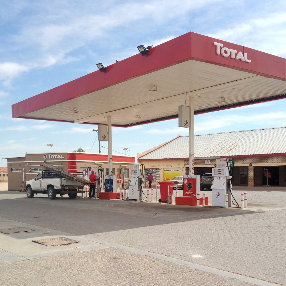 Total Roadway Filling Station - Service Description∙ Opening Hours:Monday - Friday: Saturday: Sunday:Directions:WardContact:📞 (+267) 7x xx xx xx✎ @