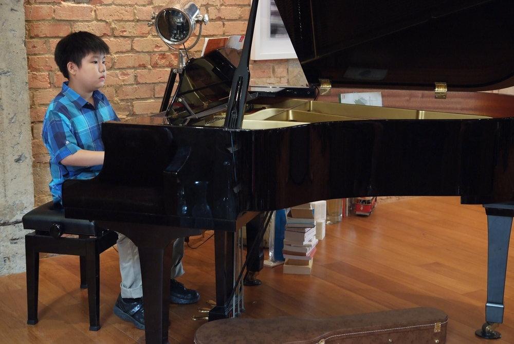 Piano Lessons for Kids Subang Jaya Sunway