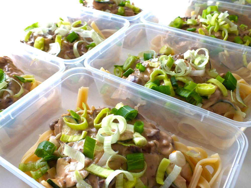 Vegan Fitness Foods - Nutritious meal prep service for each and every week