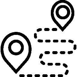 Routenplanung -