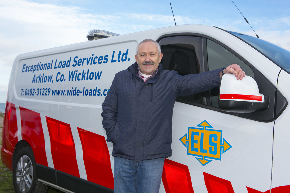 Exceptional Load Services - Edwin Sunderland