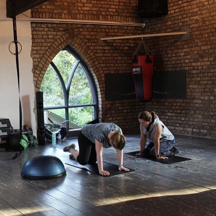 PERSONAL TRAINING   One-to-one coaching for your fitness and nutritional needs.