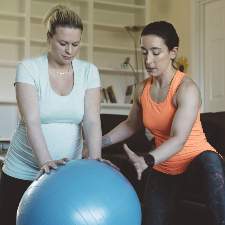 PRE & POST NATAL   Personalised training programmes and support for each stage of pregnancy and beyond.