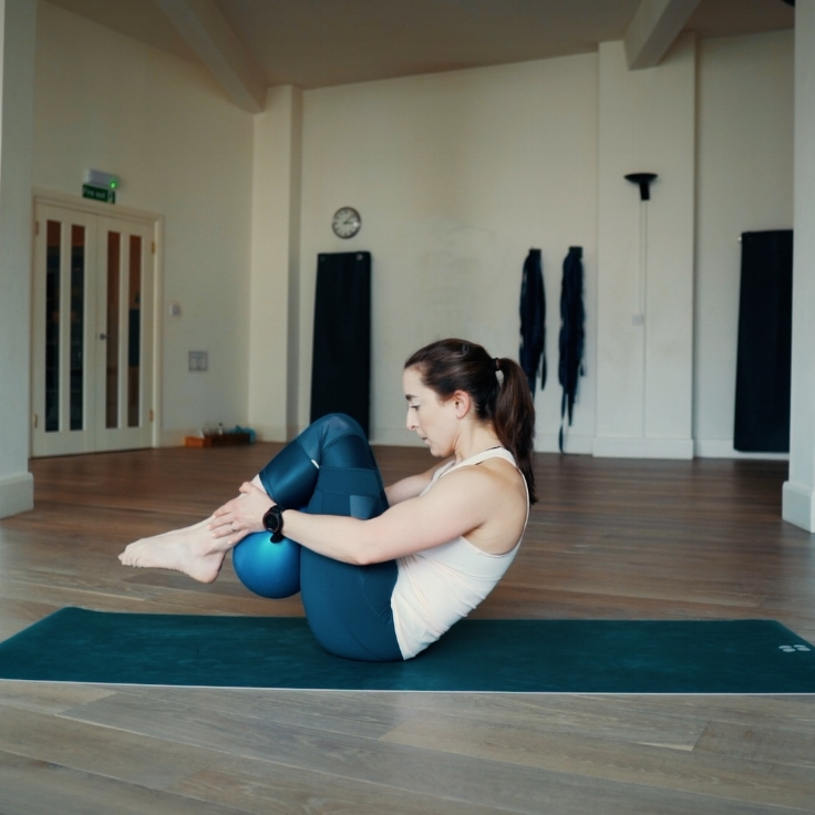STOTT PILATES®   One-to-one or small group classes in Mat Pilates. To help develop optimal strength, flexibility, endurance and posture.