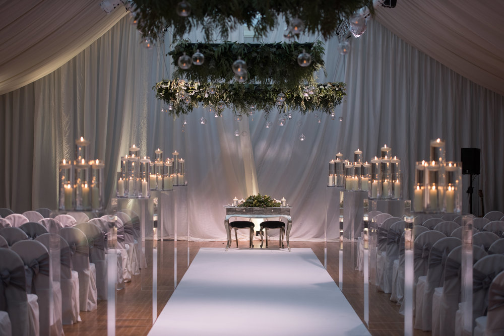 The Orangerie - The Orangerie is a stunning light filled room, offering the perfect contemporary backdrop for you to say 'I do'.