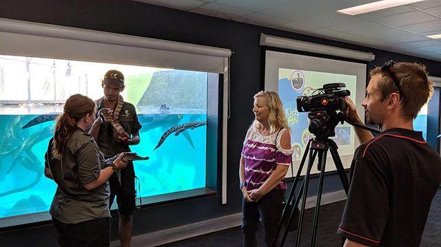 #kidscan #darwin #northernterritory #aboriginalbroadcasting #saltwater #crocodiles