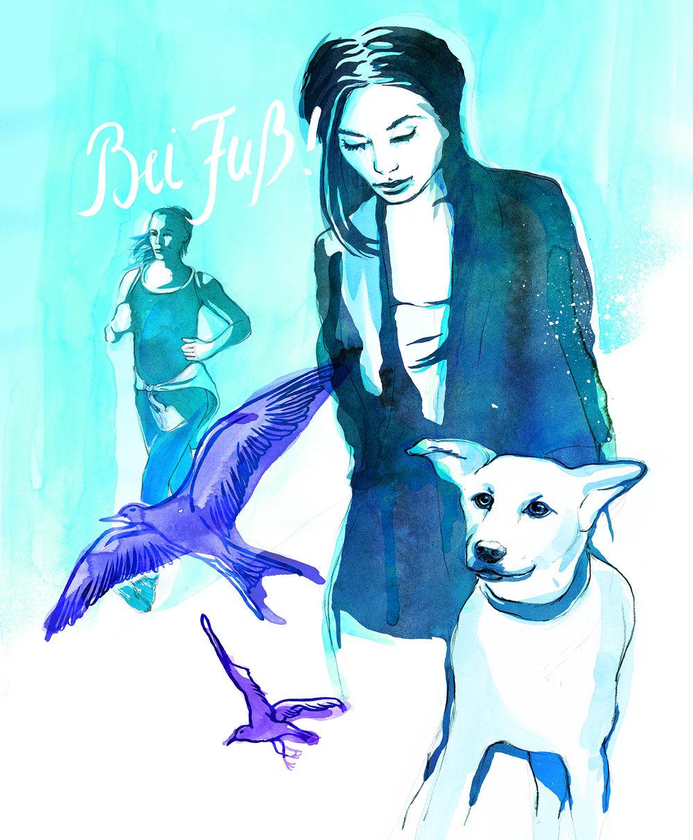 Dogs Magazin: Hundeführerschein