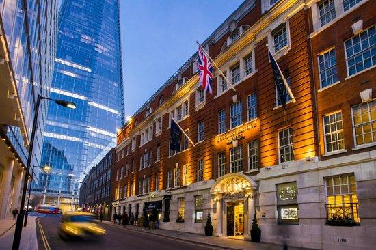 Hotels - £500+ per week