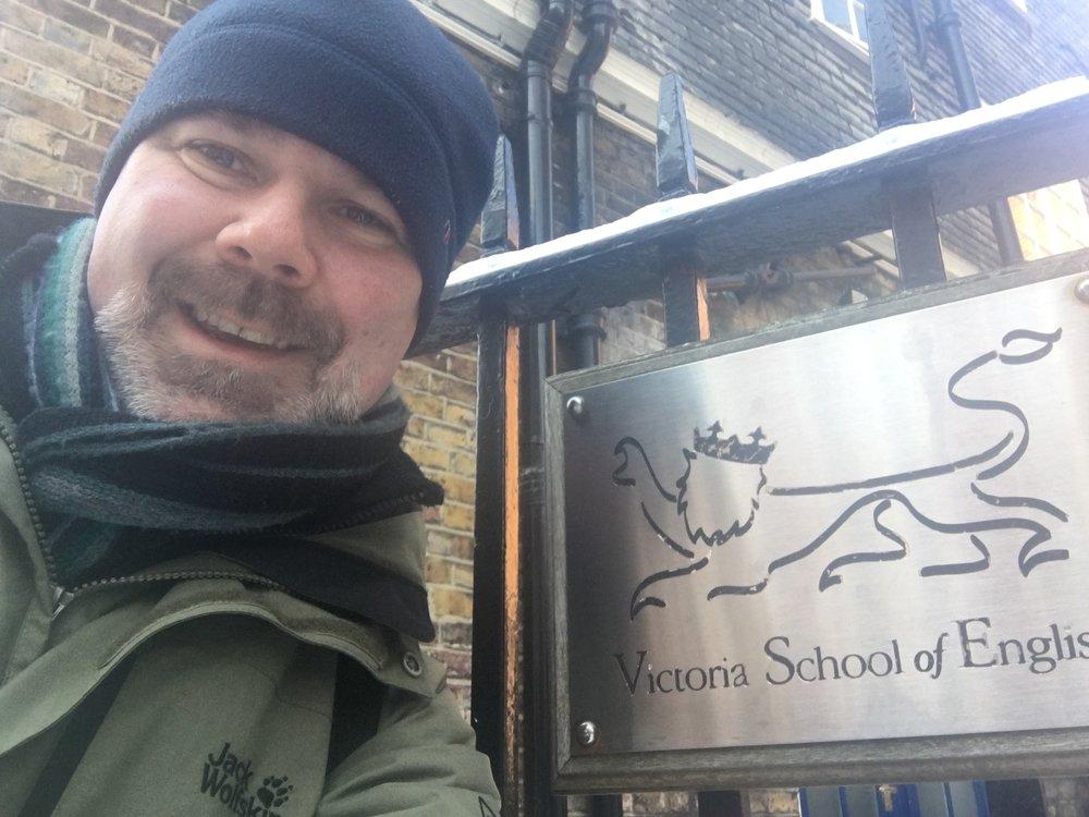Jon Hooten – School Principle -