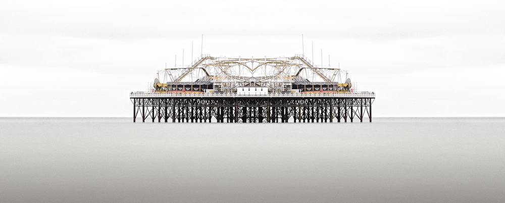 EQL001 Equilibrium 1. Seascape photographic print by fine art photographer Paul Coghlin.