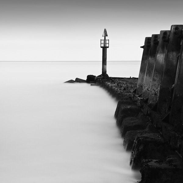 RJ_02 Old Railway Jetty II. Limited edition photographic print by Paul Coghlin