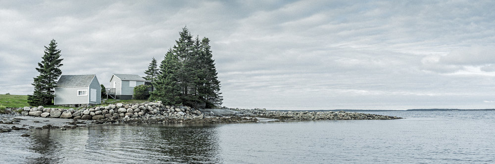 AC01 Green Bay, Nova Scotia, Canada. Atlantic Canada seascape photographic print by fine art photographer Paul Coghlin.