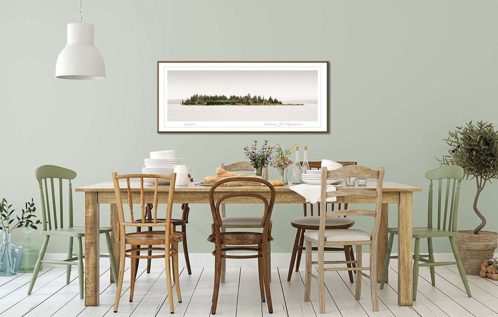 Island. Seascapes of Nova Scotia, Canada. Limited edition photographic prints by fine art photographer Paul Coghlin.