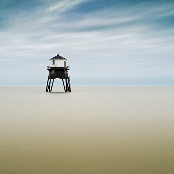 Victorian Lighthouse II (colour). Limited edition photographic print by Paul Coghlin