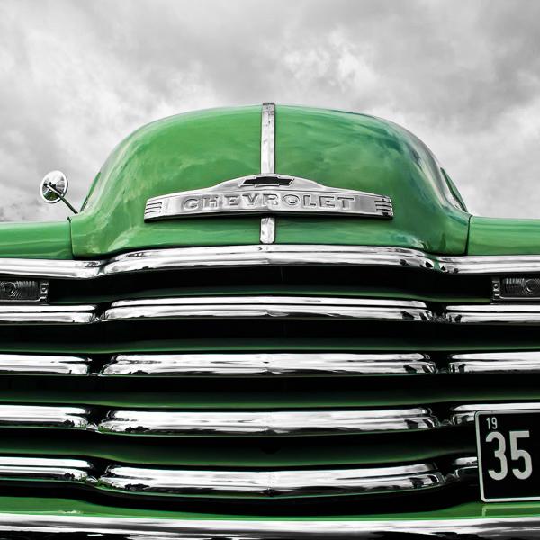 Green Chevy