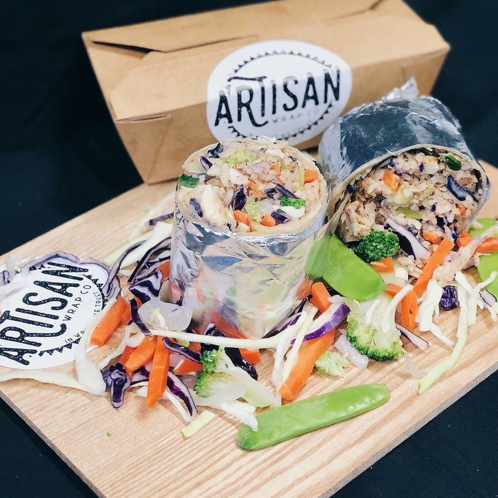 Artisan Wrap Co - Wok&Go delivery Leeds