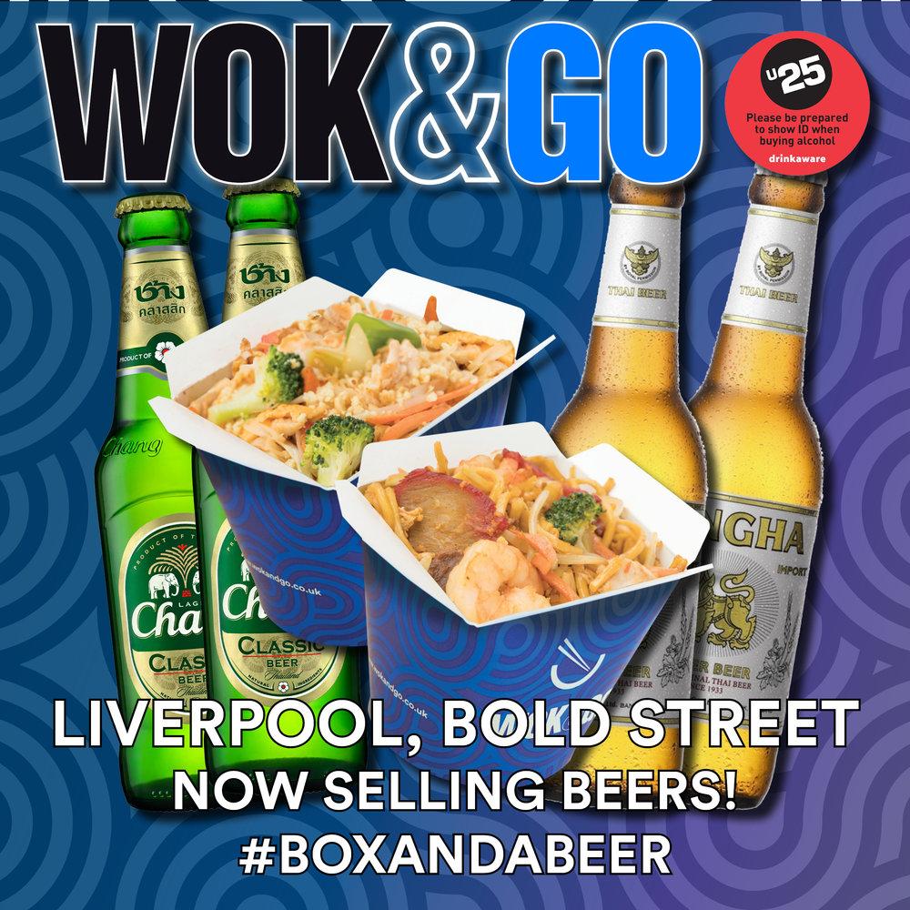 Wok&Go - Liverpool takeaway