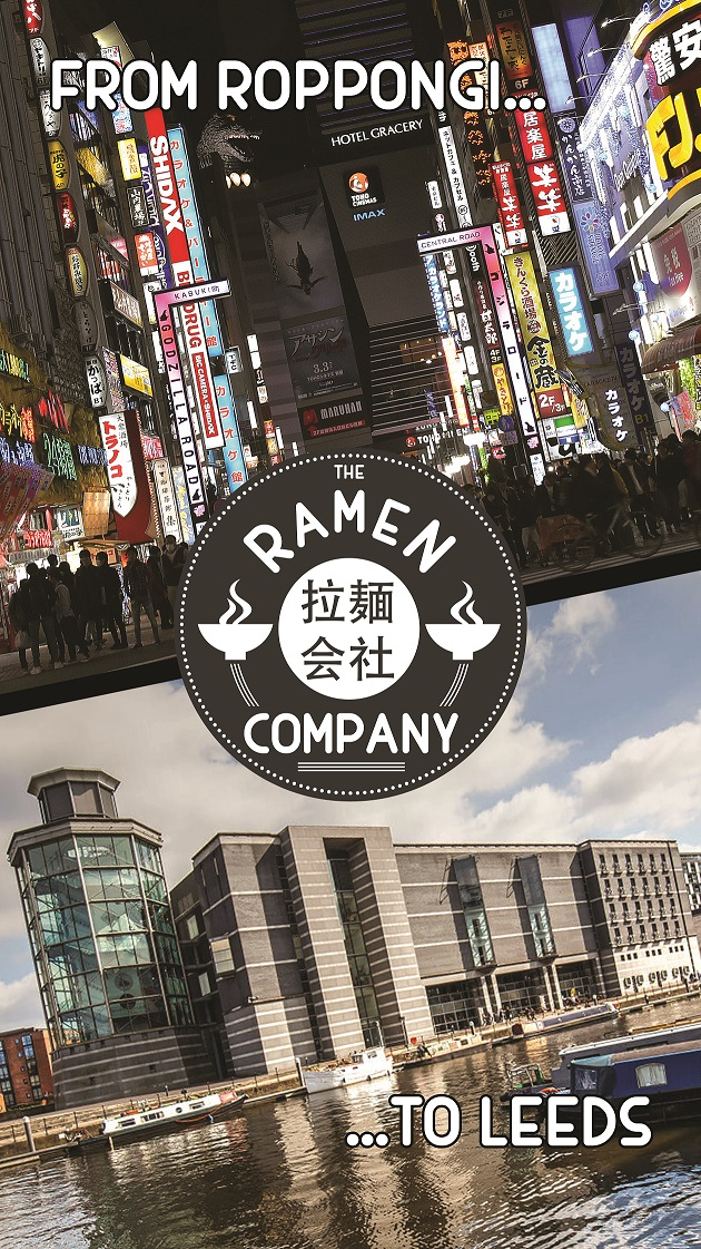 The Ramen Company Leeds - delivery