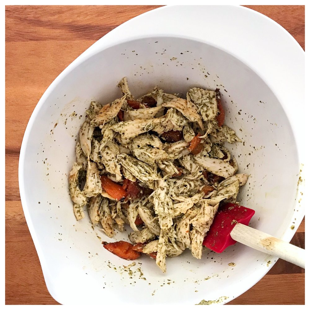 Chicken Pesto Peppers.JPG
