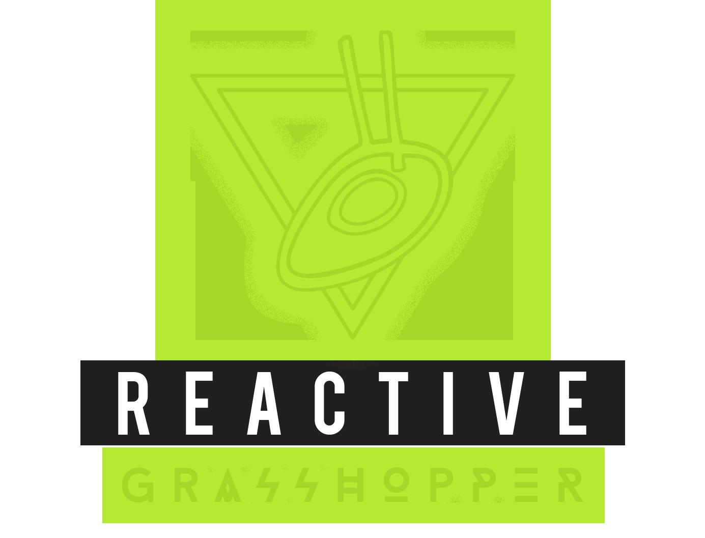 Reactive Grasshopper — Matt Duren