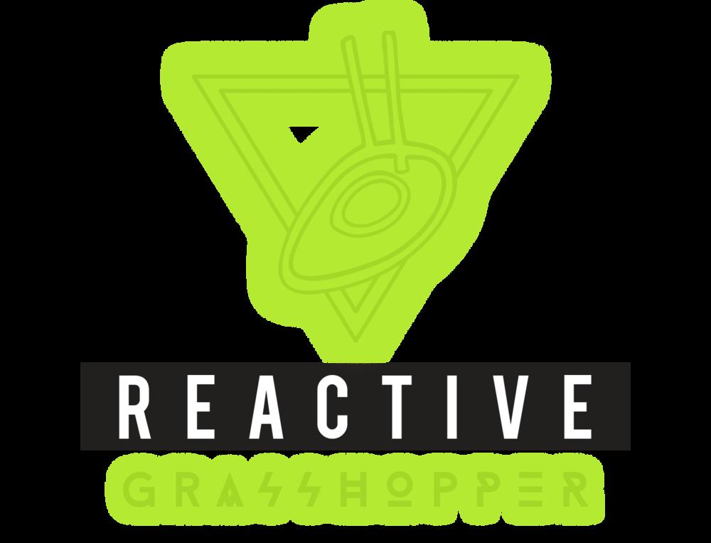 Reactive Grasshopper Logo Glow.png