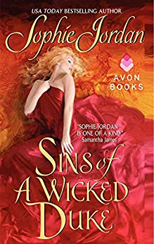 Sins of a Wicked Duke by Sophie Jordan