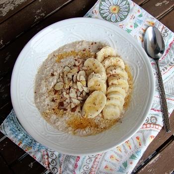 Protopantry Banana Overnight Oats