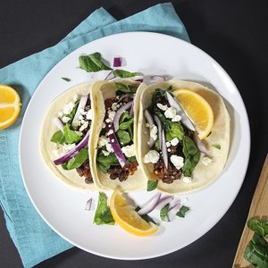 Easiest Ever Black Bean Tacos