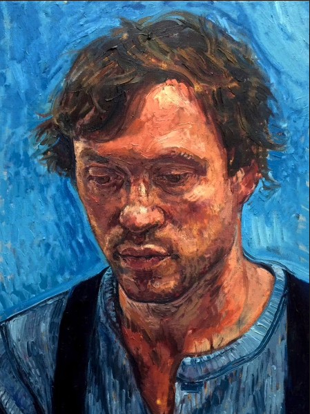 2016  Oil on Canvas  60 x 80cm