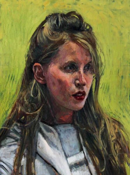2017  Oil on Canvas  60 x 80cm