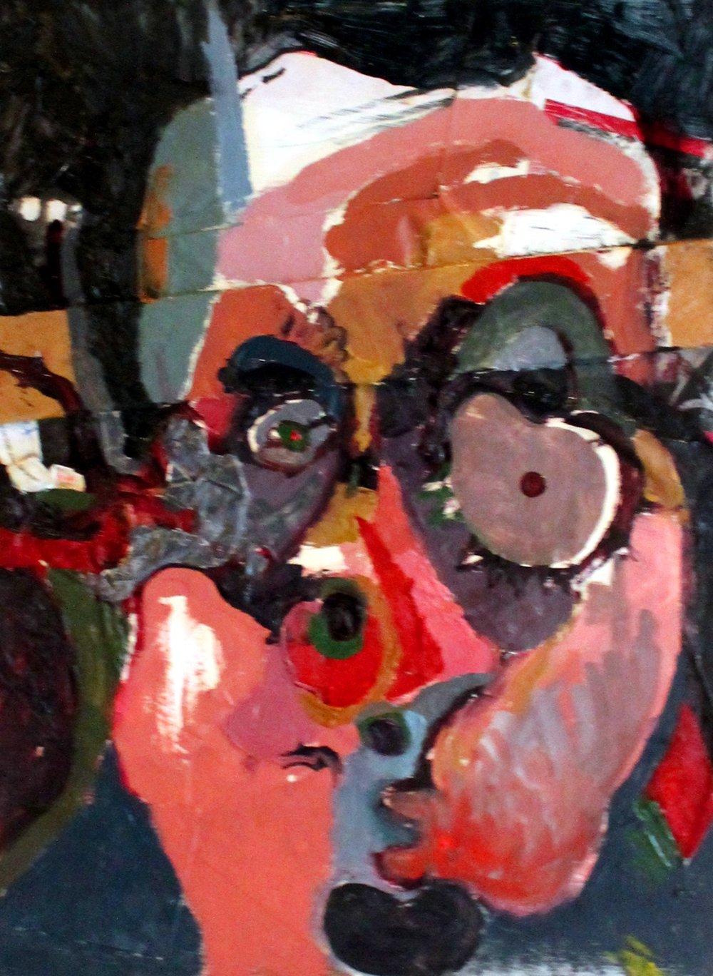 Untitled (head xxix)