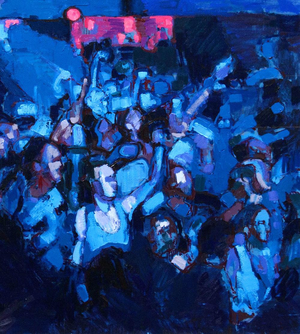 Blue Rave