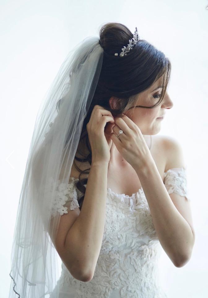 NY Bride Makeup
