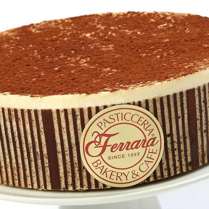 Tiramisu Cake - Ferrara Bakery, $54.95