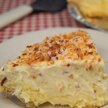 Coconut Cream Pie - Betty's Pies, $34.95