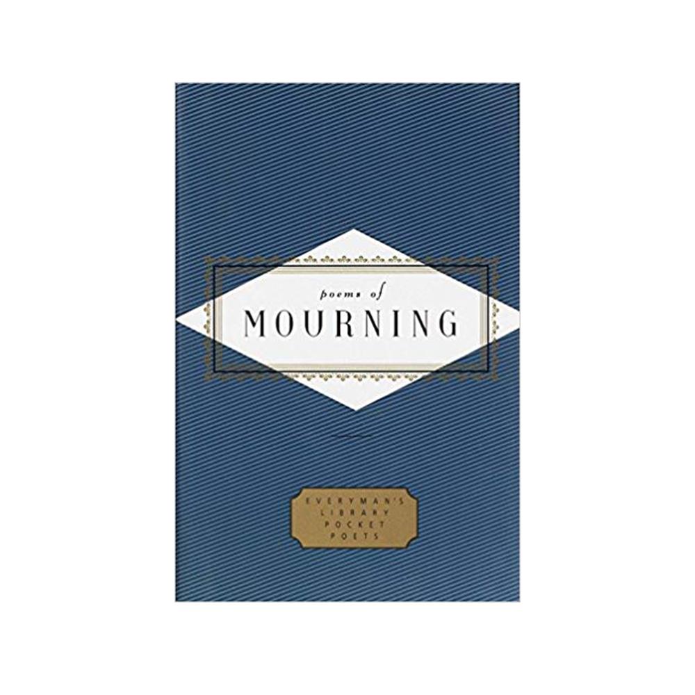 Poems of Mourning - Amazon, $13.91