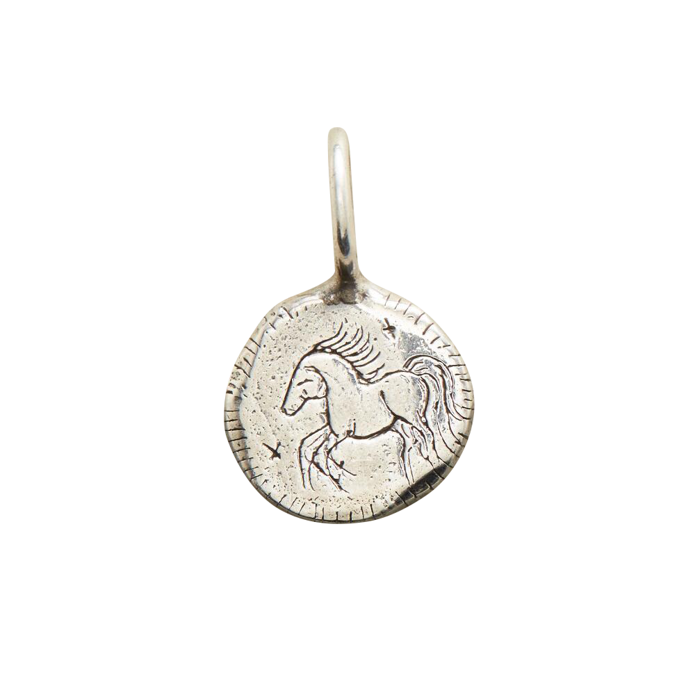 Sterling Silver Courage Charm - Sundance, $78.00