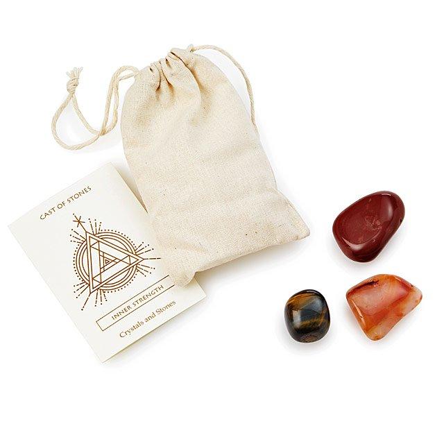 Inner Strength Affirmation Stones - Uncommon Goods, $15.00