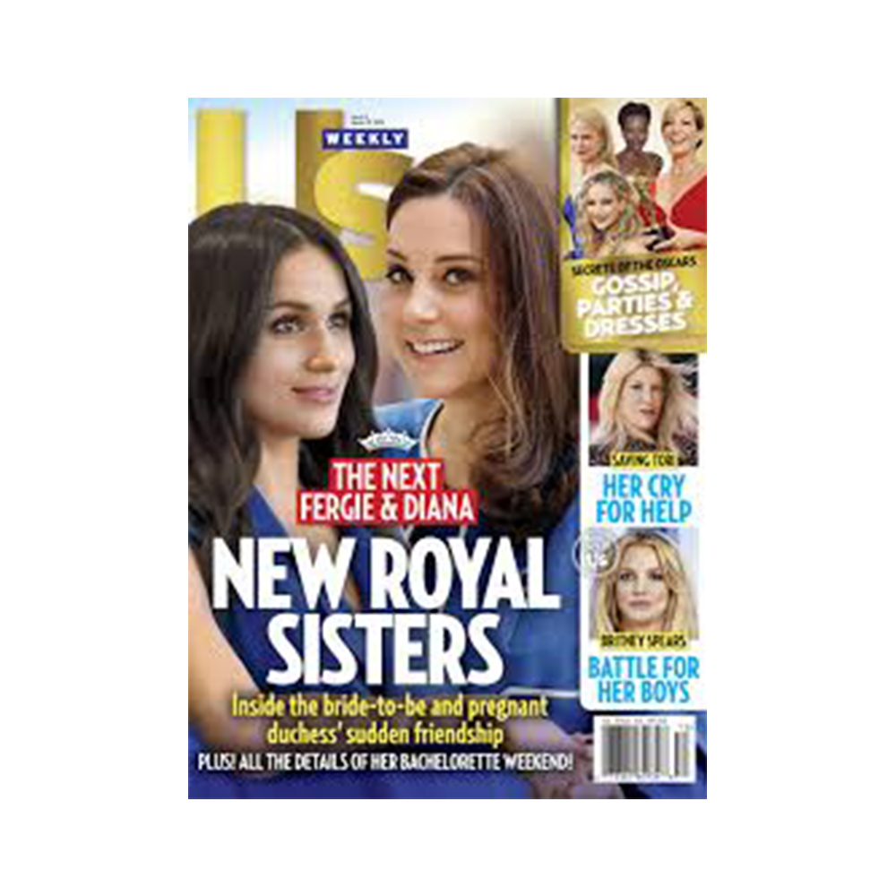 US Weekly Six-Month Subscription - Amazon, $29.99